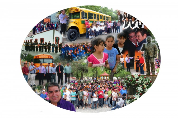 Fundacion collage